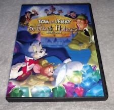 Tom and Jerry Meet Sherlock Holmes (DVD, *RARE