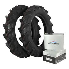 2x 4.00-12 4PR AS Vredestein V67 Reifen mit Schlauch für Einachsschlepper