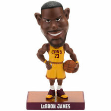 LeBron James Cleveland Cavaliers Caricature Special Bobblehead NBA In box