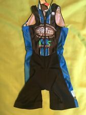 New Triathlon Suit, Ladies Kids Skin Suit Cycling Kit All Sizes Sfatto