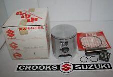 Enmiendas 12100-01860-025 RM125 J +.25 mm Genuine Suzuki Motocross Kit de pistón