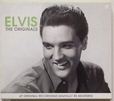 ELVIS PRESLEY / ELVIS THE ORIGINALS / 47 ORIG. RECORDINGS  RE-MASTERED / 2 X CD