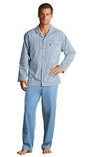Jockey Long Sleeve Button Front Nightwear for Men