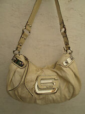 AUTHENTIQUE  sac besace  GUESS  BEG vintage bag