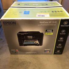 Epson WorkForce WF-3540 All-In-One Inkjet Printer Scanner Copier