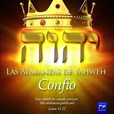 Las Alabanzas de Yahweh CD con TEMAS ORIGINALES. VARIOS INTERPRETES