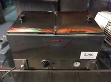 Woodson Commercial Benchtop Bain Marie