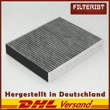 Filteristen Innenraumfilter Pollenfilter Aktivkohle Porsche 911 Boxster Cayman