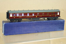LAWRENCE SCALE MODELS GODDARD KIT BUILT LMS 69' 3rd SLEEPING CAR COACH 567 pmc