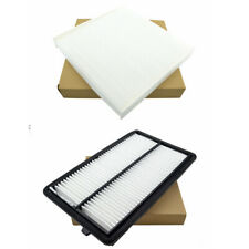 Fit for Honda Accord 2013-2017 Acura TLX 2015-2018 V6 Enigne & Cabin Air Filter