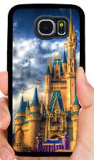 DISNEY WORLD PARK PHONE CASE FOR SAMSUNG NOTE & GALAXY S5 S6 S7 S8 S9 S10 PLUS E
