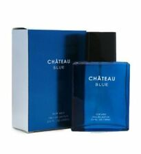 CHATEAU BLUE By Sandora For Men EDP Spray 3.4oz Perfume Fragrance MADE IN USA