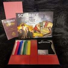 Scrabble Harry Potter Edition - Officially Licensed Family Board Game Age 10+