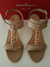 Salvatore Ferragamo Block Heels for Women