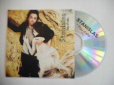 STANISLAS : FOU D'ELLE ♦ CD SINGLE PORT GRATUIT ♦
