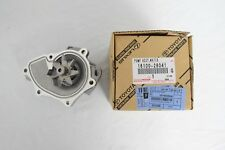 GENUINE TOYOTA LEXUS WATER PUMP 16100-28041 / 16100-0H010 OEM