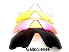 Galaxy Replacement Lens For Oakley Jawbreaker Sunglasses Black/Pink/Yellow/Clear