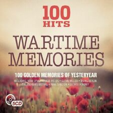 Wartime Memories (CD, 2016, 100 Hits)