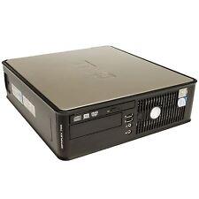 Dell Optiplex 755 SFF - Intel Core 2 Duo, 4GB DDR2, 500GB HDD, Windows 7 Ult