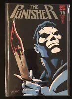 Marvel The Punisher #75 Feb 1992