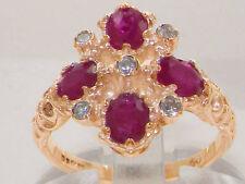 9 Carat Ruby Rose Gold Fine Jewellery