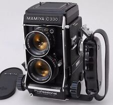 NEAR MINT Mamiya C330 Pro TLR Film Camera Body W/ DS 105mm F/3.5 Lens From Japan