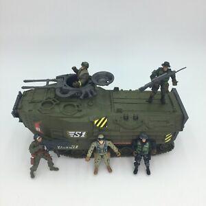 Chap Mei True Heroes Sentinel 1 Steel Badger Amphibious Tank Military Toys R Us