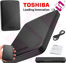 "DISCO DURO 2000GB TOSHIBA CANVIO BASICS USB 3.0 PORTABLE 2.5"" 2TB 2 TB PORTATIL"