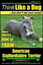 American Staffordshire Terrier, American Staffordshire Terrier Training Aaa Akc: