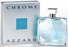 AZZARO CHROME Eau de Toilette For Men 100 ML e3.4 FL.OZ. NOB