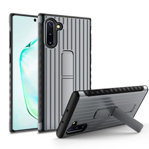 Hybrid Armour Case For Samsung Galaxy S10 Plus Note10+ With Stand Protect Phone