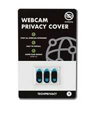 Pack of 3 Webcam Covers Privacy Cover iPad Laptop Tablets Online Protection Thin