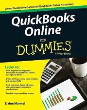 QuickBooks Online For Dummies by Marmel, Elaine