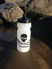 Sea Shepherd potable bottle100% eco biobased, scull, cycle, de l'eau