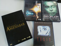 ALEJANDRO Amenabar los Altri Tesis - 5 X DVD Nicole Kidman Spagnolo English Am