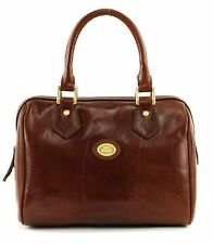 THE BRIDGE Story Donna Ladies Handbag S Handtasche Tasche Marron​e Braun Neu