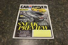 CAR AND DRIVER SPORTS CAR SNEAK PREVIEW MARCH 2013 VOL.58 #9 9248-1 [BOX H]