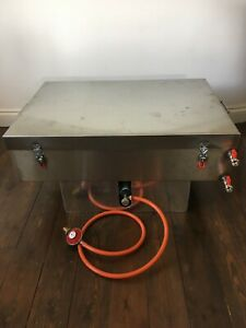 OVEN CLEANING DIP TANK (PORTABLE) - NEW AND UNUSED