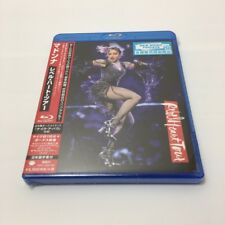 MADONNA Rebel Heart Tour w/Bonus Track Japan Only Blu-ray JAPAN NEW 2017 madonna
