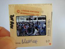 More details for original press photo slide negative - meat loaf - 1979 - l