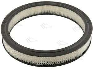 "14"" x 2"" Replacement Round Air Cleaner Filter Element - Holley Edelbrock"