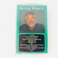 Kenny Rogers The Best Of 1993 US Cema Records Cassette Gambler Lucille Lady