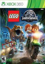 NEUF LEGO Jurassic World (Microsoft XBOX 360, 2015)