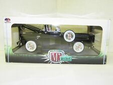 M2 Machines 1/24 1958 GMC Suburban Carrier black/white NIB!!!