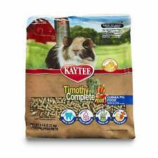 Guinea Pig Food / Kaytee Timothy Hay Complete Plus Fruits Vegetables 5Lb Bag