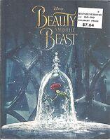 Beauty and the Beast WALT DISNEY Novel NEW Paperback BELLE Princess BOOK Fiction