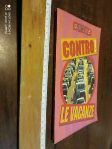 LIBRO: Contro! Le vacanze 1989  di (SERRA Michele) - (Autore)