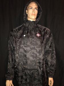 Authentic Eminem Kamikaze Camo Pull Over Jacket Hoodie Men's Size XL