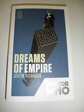 DOCTOR WHO: 50th ANNIVERSARY BOOK 2 DREAMS OF EMPIRE NEW!