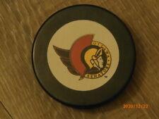 Nhl Ottawa Senators Souvenir Puck